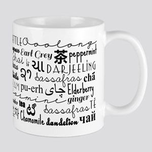 Tea Words Mugs