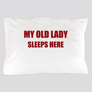 Pillow Case//old Lady...