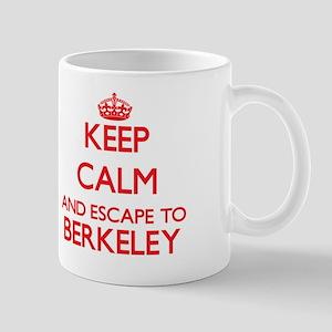 Keep calm and escape to Berkeley New Je Mug