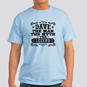 Funny Dave Light T-Shirt
