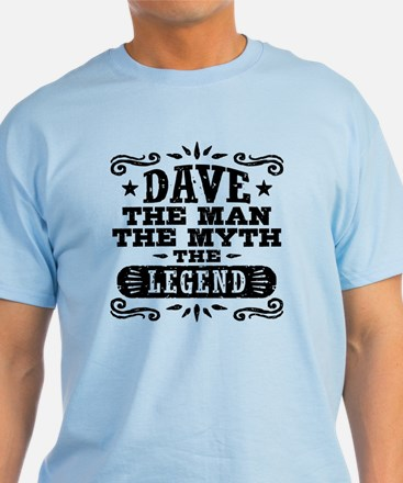 Funny Dave T-Shirt