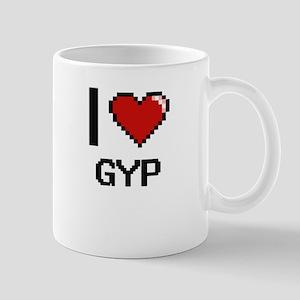 I love Gyp Mugs