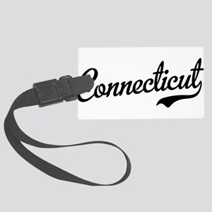 Connecticut Luggage Tag