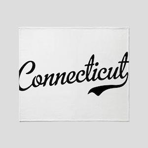 Connecticut Throw Blanket