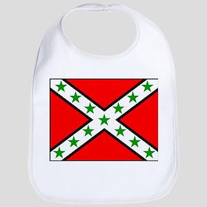 Arab Rebel Flag Bib