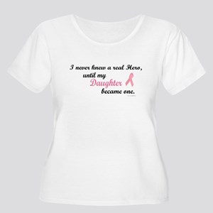 Never Knew A Hero (Daughter) Women's Plus Size Sco