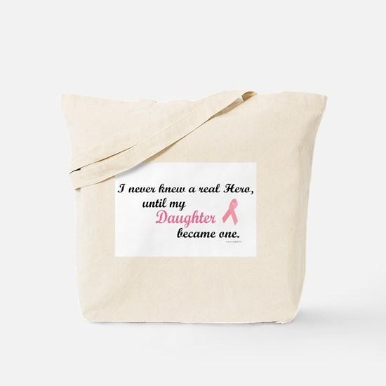 Never Knew A Hero (Daughter) Tote Bag