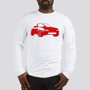 NA Red Long Sleeve T-Shirt