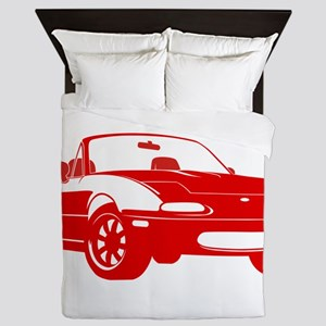 NA Red Queen Duvet