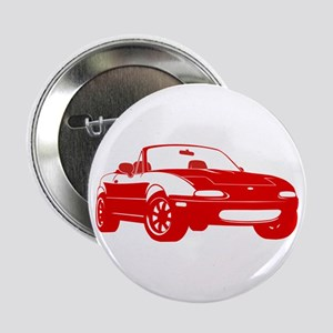 "NA Red 2.25"" Button"