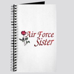 AIR FORCE SISTER Journal