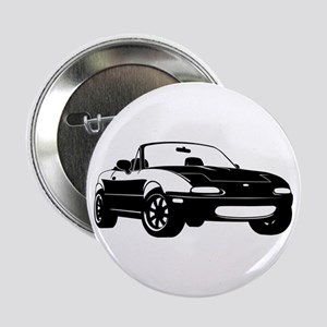 "NA Black 2.25"" Button"