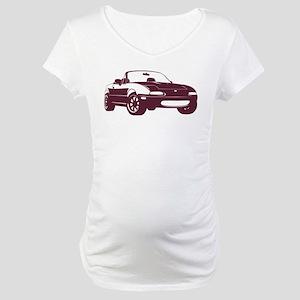 NA Merlot Maternity T-Shirt