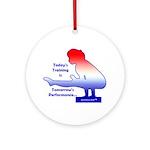 Gymnastics Ornament - Training