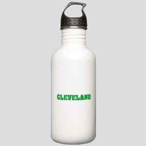 Cleveland Name Weather Stainless Water Bottle 1.0L