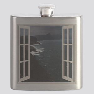 Ocean Night Flask