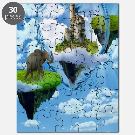 Nature Scene Puzzle