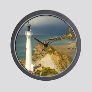 Seaside Lighthouse Wall Clock