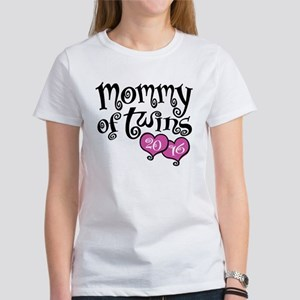 Mommy of Twins 2016 Women's T-Shirt