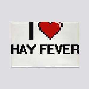 I love Hay Fever Magnets