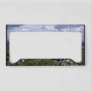 License Plate Holder