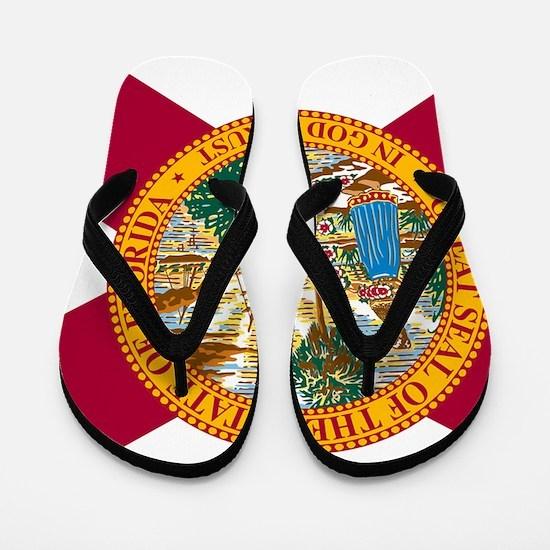 FLORIDA FLAG Flip Flops