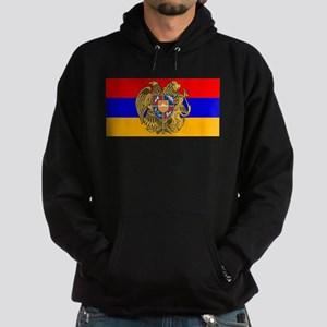 ARMENIA FLAG Hoodie (dark)