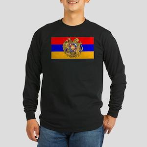 ARMENIA FLAG Long Sleeve T-Shirt