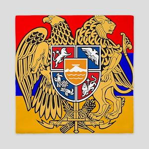 ARMENIA FLAG Queen Duvet