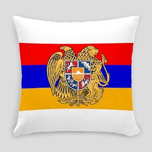 ARMENIA FLAG Everyday Pillow