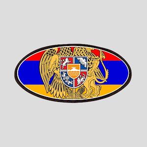 ARMENIA FLAG Patch