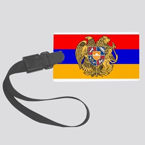 ARMENIA FLAG Large Luggage Tag