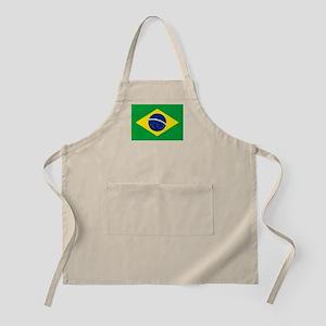 Brazil Flag Apron