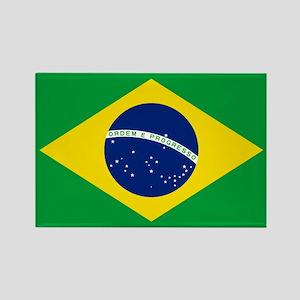 Brazil Flag Magnets