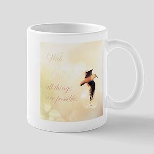 All Things Are Possible Mug Mugs