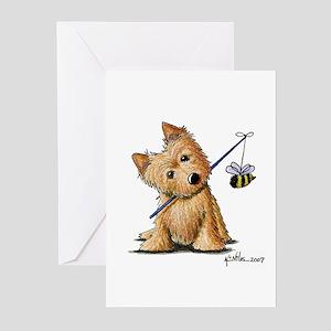 Beekeeper NT Greeting Cards (Pk of 10)
