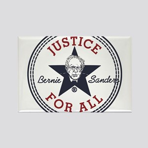 Bernie Sanders Justice for All Magnets