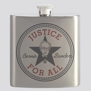 Bernie Sanders Justice for All Flask