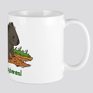 I Love Capybaras 2 Mug