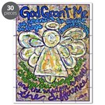 Serenity Prayer Angel Puzzle