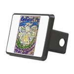 Serenity Prayer Angel Rectangular Hitch Cover