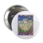 "Serenity Prayer Angel 2.25"" Button (10 Pack)"