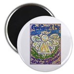Serenity Prayer Angel Magnet Magnets