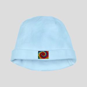 Tie Dye baby hat