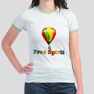 Free Spirit Jr. Ringer T-Shirt