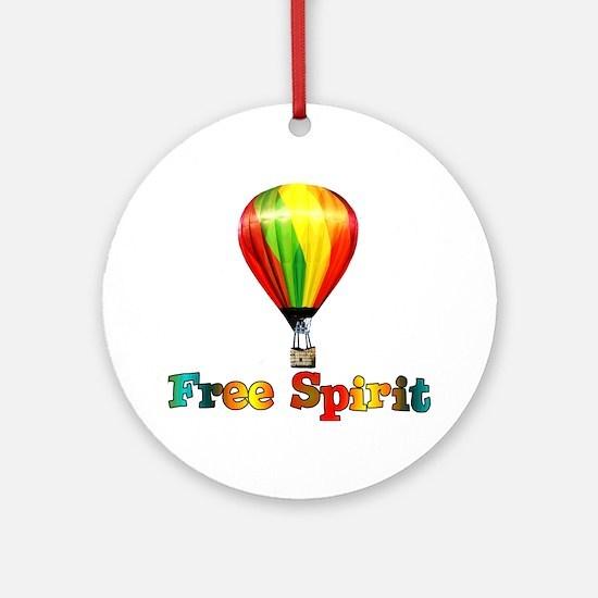 Free Spirit Ornament (Round)