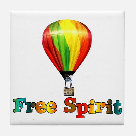 Free Spirit Tile Coaster