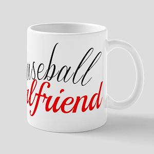 Baseball Girlfriend Mugs