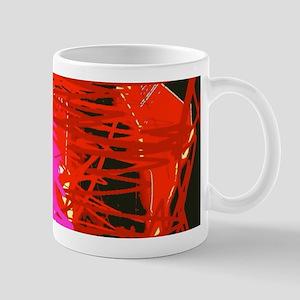 Color Scribbles Mugs