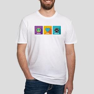 Peace, Love, Rescue T-Shirt